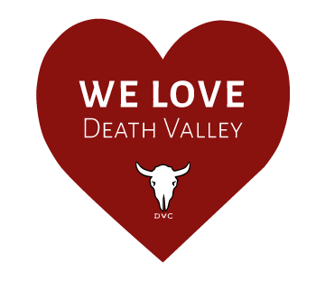 We Love Death Valley National Park
